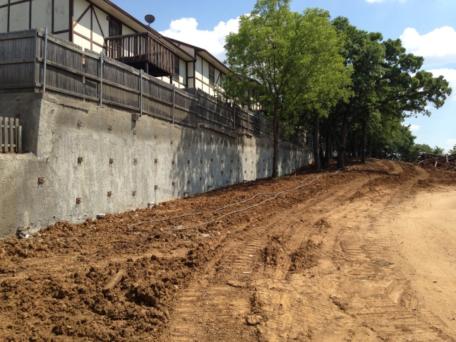 2015 (05) May – West Wall